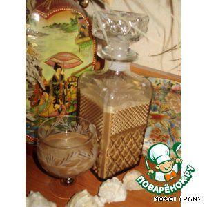 Сливочный ликер «Карамельно-шоколадный рай»