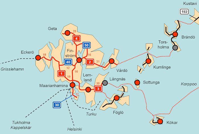 Ahvenanmaa - Åland islands