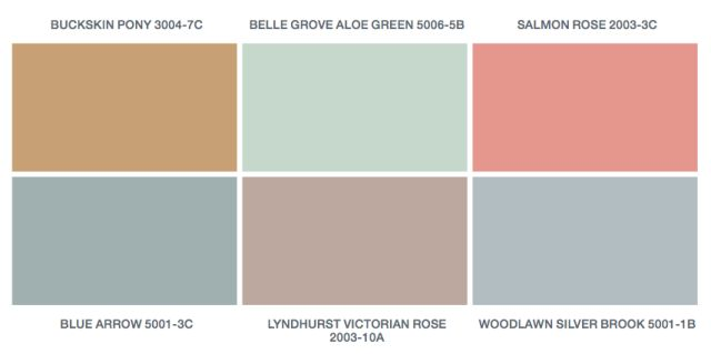 Valspar bedroom colors
