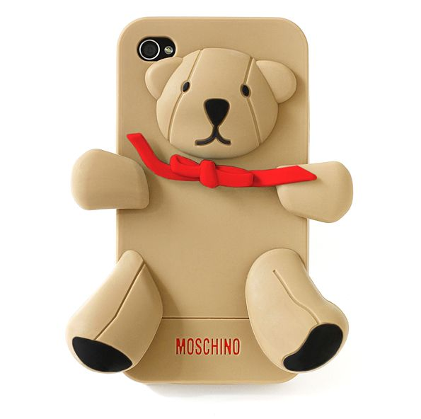 Funda para iPhone de Moschino-Gennarino