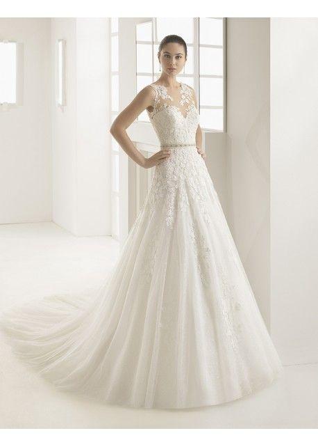 Oda - abiti da sposa - Rosa Clarà Two