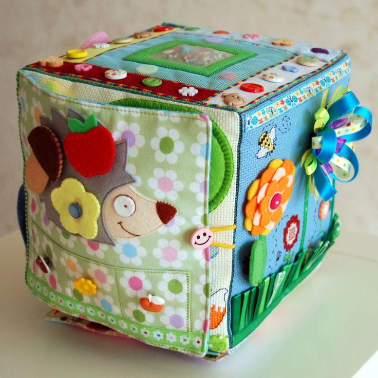 Развивающие игрушки (как мы их делаем) - Сообщество «Рукоделие» - Babyblog.ru
