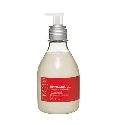 Limpa, perfuma, repara e hidrata a pele por até 8 horas.
