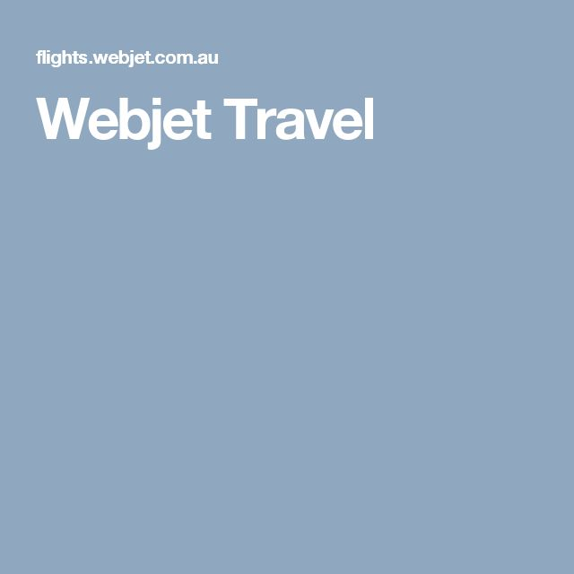 Webjet Travel