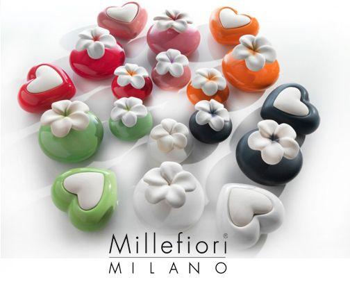 #Lovely è la linea Millefiori dedicata alle bomboniere, appositamente realizzata per accompagnare i tuoi giorni speciali con piacevoli sensazioni profumate. http://bit.ly/1pz1JfI #Millefiori #profumatori
