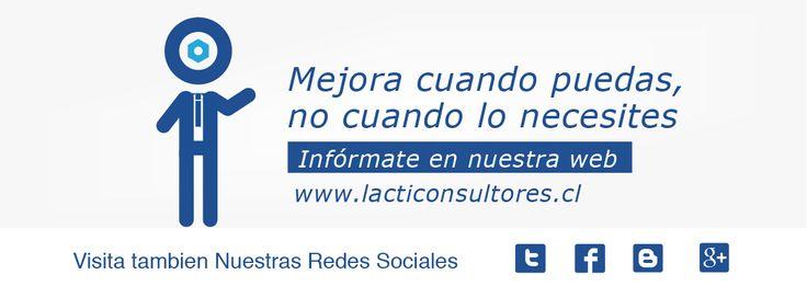 Hoy compartimos el lema LACTI, esperamos que todos lo adopten…