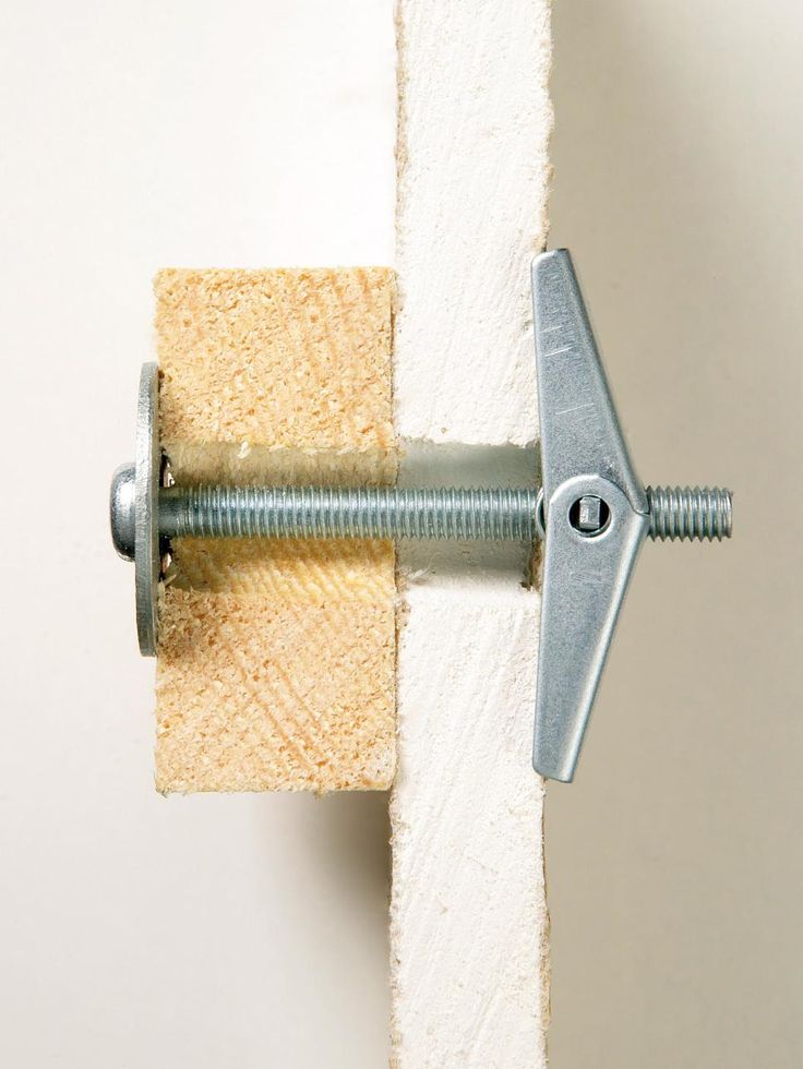 Unless you are using masonry screws, a wall plug is required to secure a fastener that is inserted into masonry. Wall plugs are also needed to make strong connections on hollow walls such as stud walls.