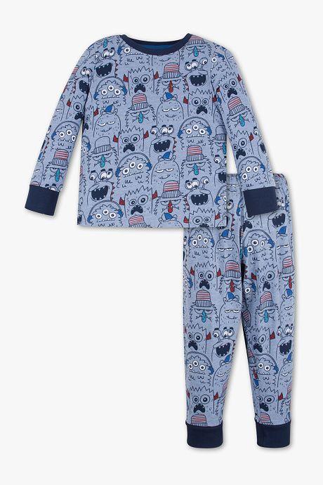 437d8b9d09 Palomino Pijama - Algodón orgánico - 2 piezas