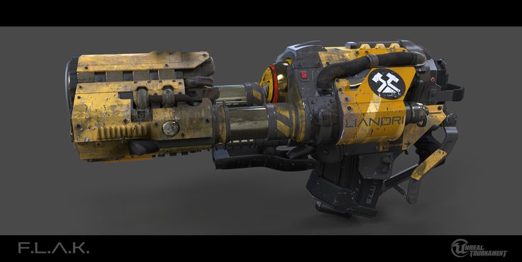 Official Flak Cannon