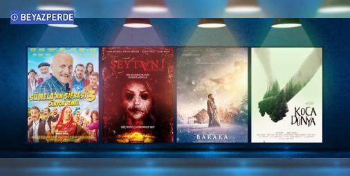 Vizyondaki Filmler!: Bu hafta yepyeni 7 film vizyona giriyor. Trabzon komedisi Sümela'nın Şifresi 3: Cünyor Temel ve korku türündeki Şeytani haftanın dikkat çekenleri...>> Haberi oku | on Beyazperde - 06 Nisan 2017 #Perşembe