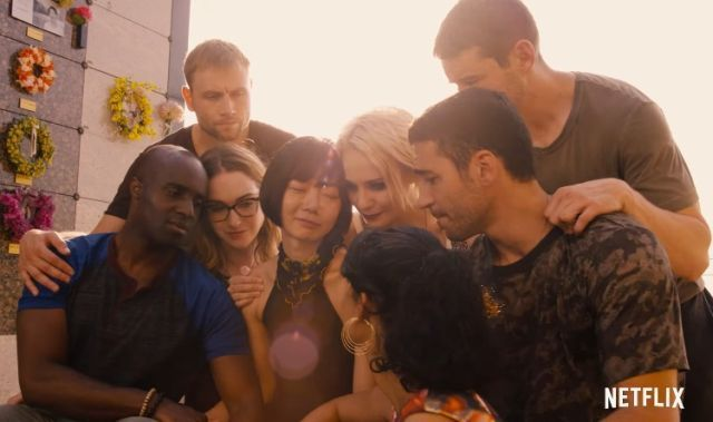 Es Oficial! Netflix Cancela Sense8 #series