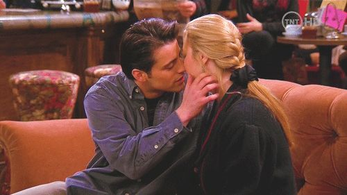 10. Joey dated Phoebe's identical twin sister Ursula, so clearly the physical attraction was there. Plus, remember that breakup kiss when Phoebe was pretending to be Ursula? It was hot. #refinery29 http://www.refinery29.com/2015/07/91207/phoebe-joey-dating-friends-character-relationships#slide-1