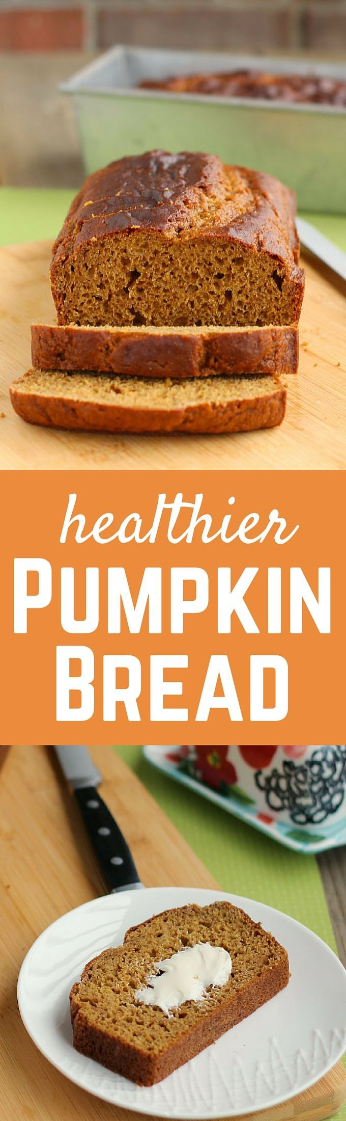 healthier pumpkin bread recipe healthy pumpkin bread