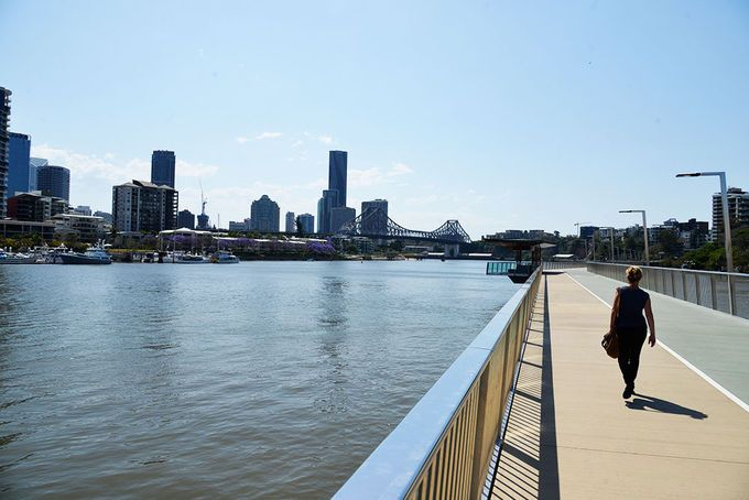 12 Great Brisbane Walks | Must do Brisbane