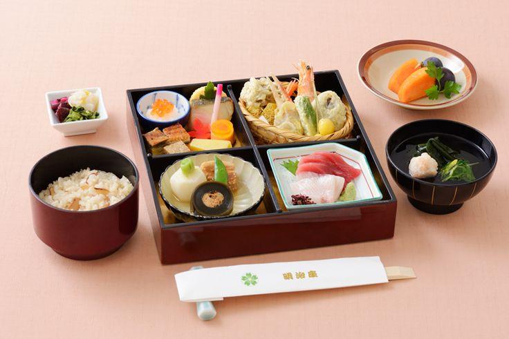#meijiza #Japanese food  #明治座 #和食
