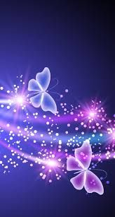Image result for purple butterfly wallpaper