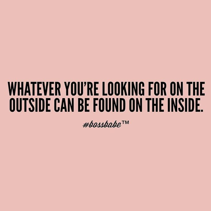 Boss Babe Quotes: When You Find Yourself Longing For Something Outside Of