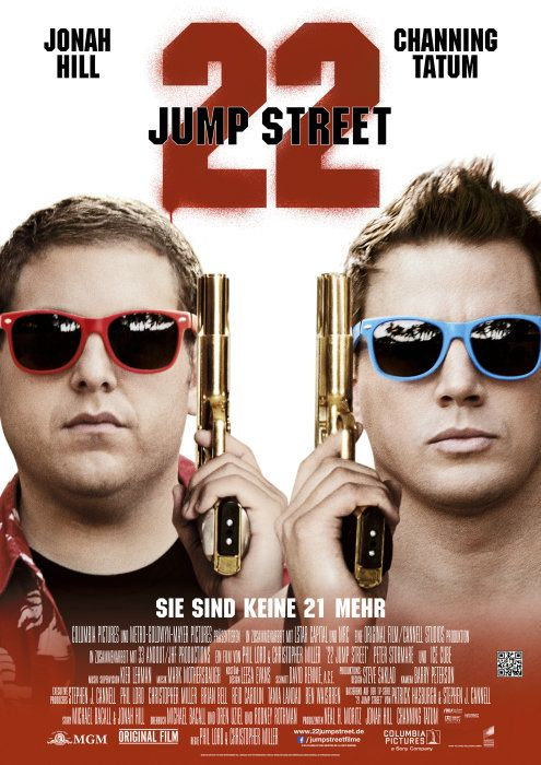 Poster zum Film: 22 Jump Street - Sie sind keine 21 mehr