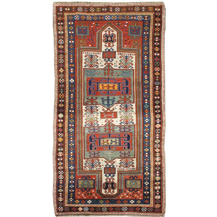Kazak Fachralo antico 267x130