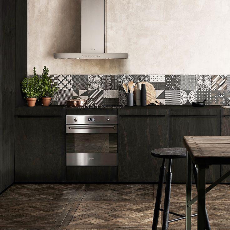 Pin tillagd av smeg nordic p kitchen dreams pinterest for 70s exterior remodel