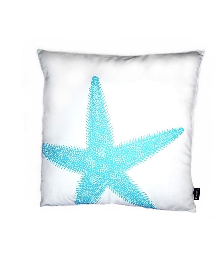 Lava Kauai Starfish Decorative Pillow