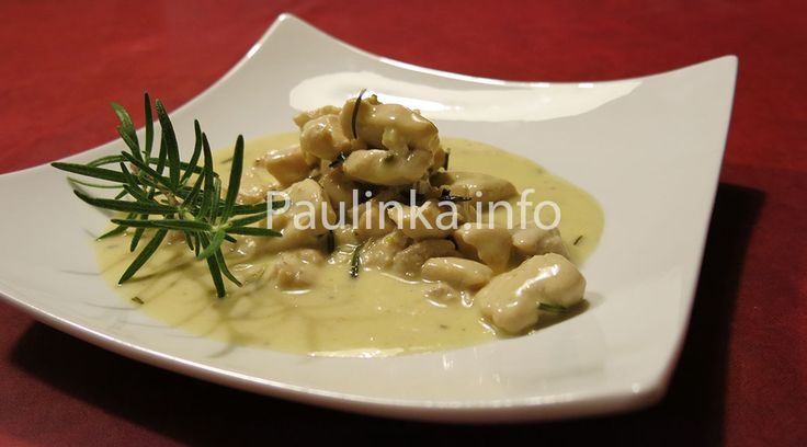 #Rosemary #Chicken #recipe - #Slovak cuisine - #Slovakia