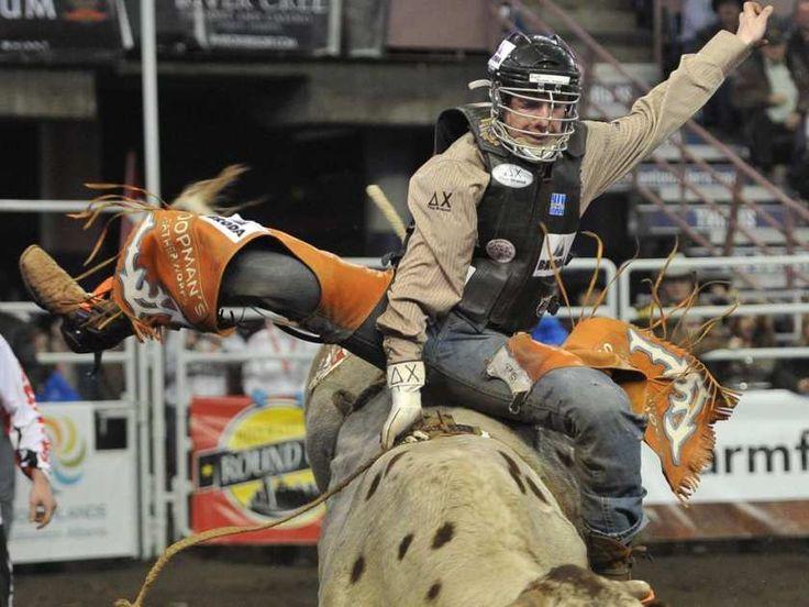 Canada's best bull rider Tanner Byrne chomping at bit for ...