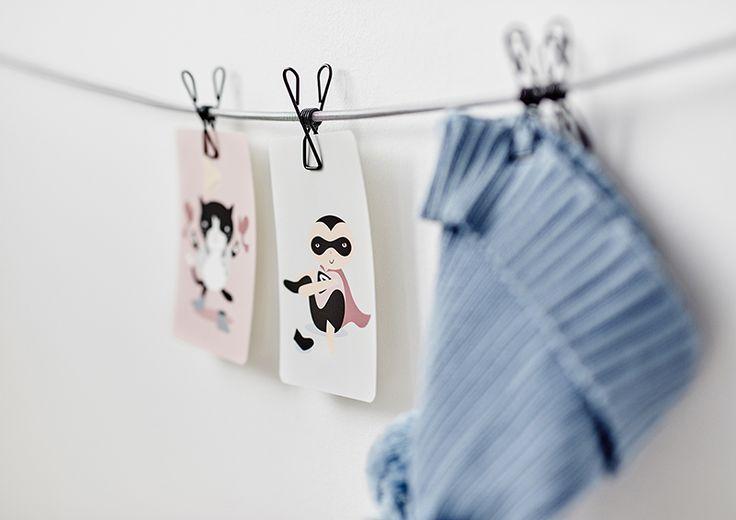 Lilla Margreth. Pedagogiska kort. foto: Dayfotografi