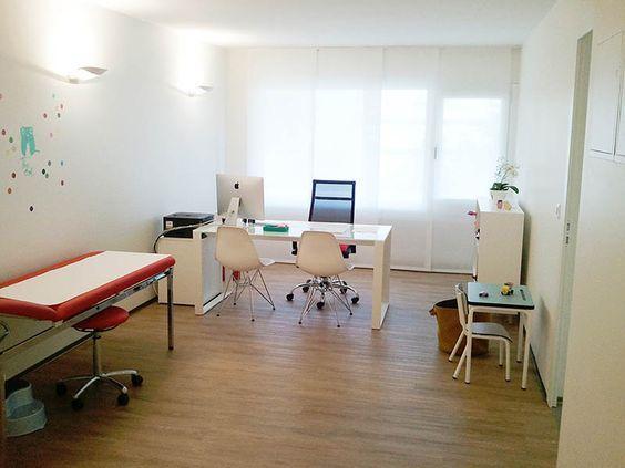 Décoration d un cabinet médical ou le bureau d un médecin design