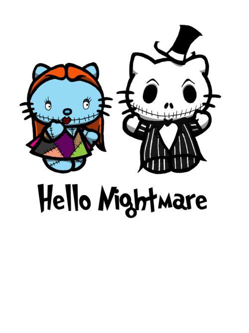 Tim Burton • Hello Kitty