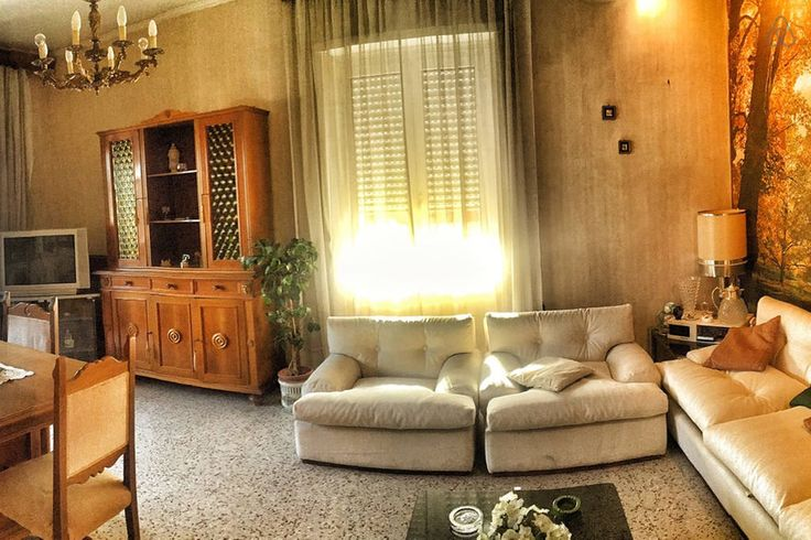 Panoramica Salone (Living Room)