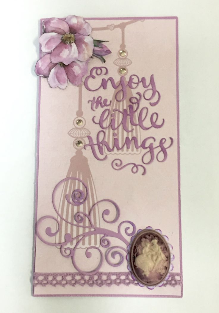 Using Couture Creations 'It's a Beautiful Life Collection - The Little Things & Curly Flourish' dies