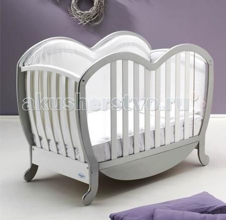 Baby Italia Victor  — 87000р. ----------------------------------  Детская кроватка Baby Italia Victor   Необычайно яркое и комфортное изделие, напоминающее собой карету для маленького принца или принцессы, которое обеспечит уют Вашему малышу и подарит ему спокойные, сладкие сны, а Вам время для отдыха от забот за ним. Кроватка изготовлена из натурального массива бука и покрыта нетоксичными лаками и красками на водной основе, что гарантирует 100% безопасность Вашего ребенка.  Особенности…