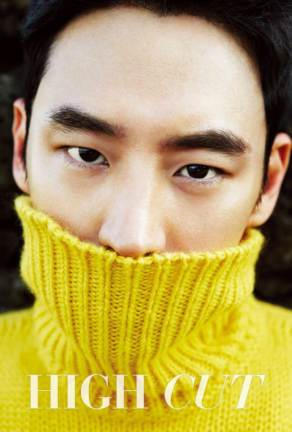 하이컷 - 패션, 뷰티, 대중문화 커뮤니티와 다채로운 이벤트 <HIGH CUT>  Lee Je Hoon