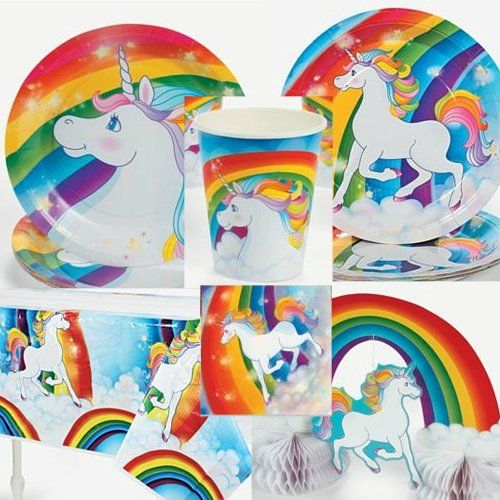 Image Result For Birthday Party Supplies Unicorna