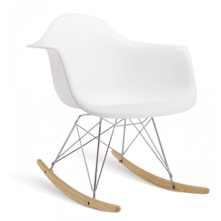 33 best the sublime collection images on pinterest for Rocking chair eames pas cher