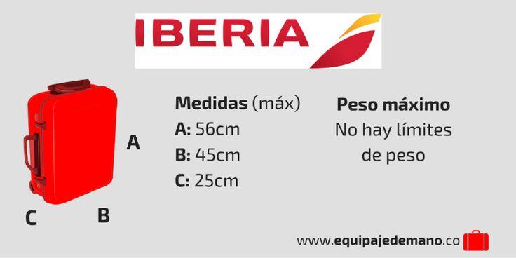 Guía para el Equipaje de Mano Iberia