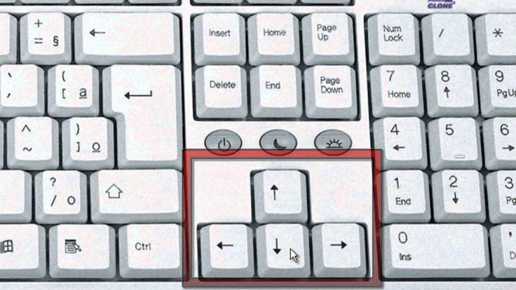 Funções de todas as teclas do teclado ABNT2 - parte 3