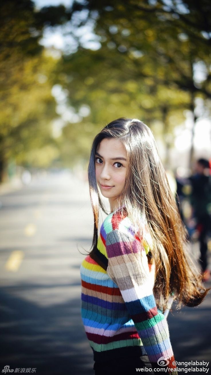 Angelababy releases new photos | China Entertainment News