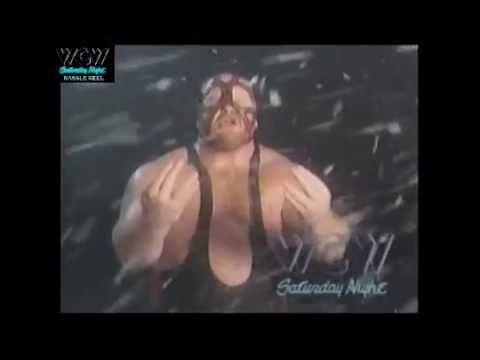 WCW SATURDAY NIGHT JANUARY 30, 1993 - YouTube
