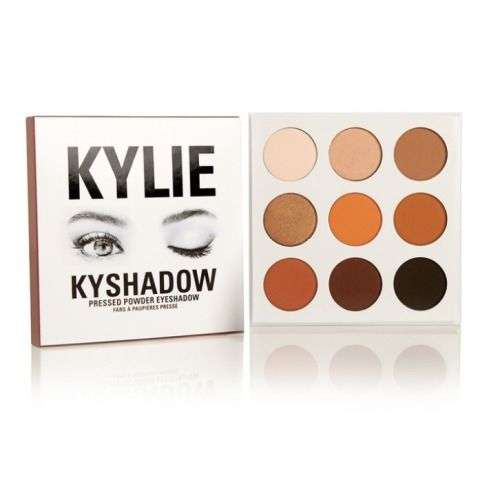 Buy Kylie Cosmetics The Bronze Palette Kyshadow in US, UK, Germany at Great…