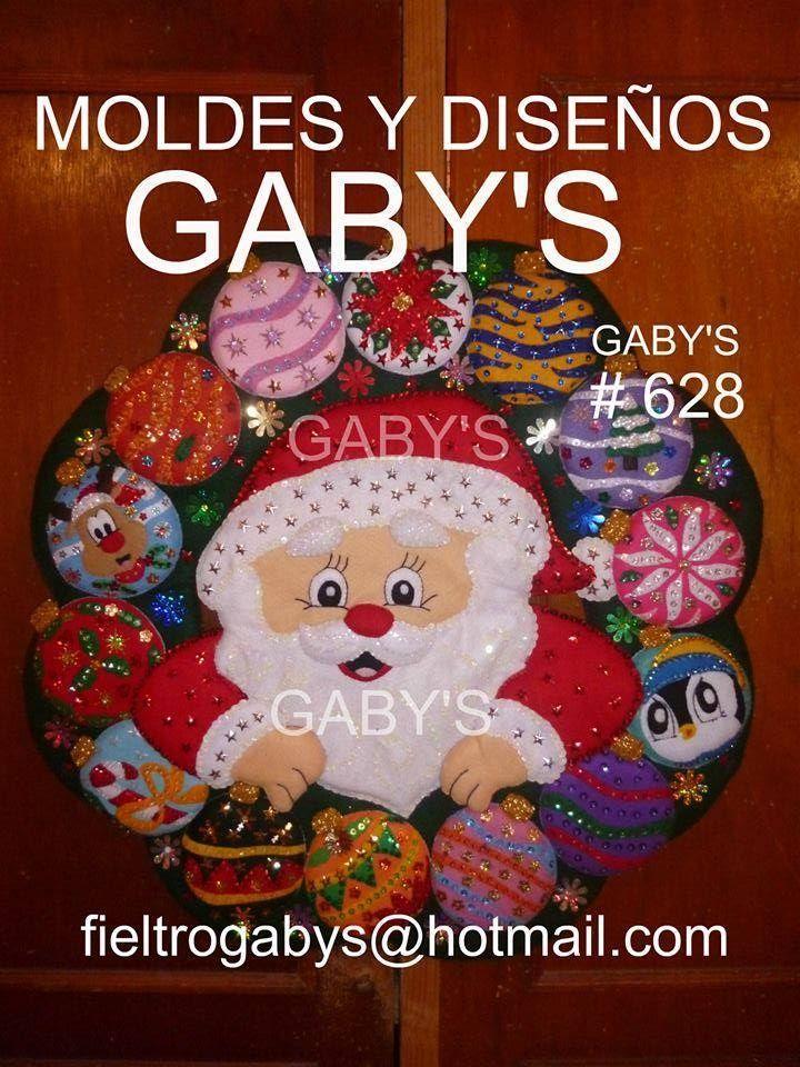 Y SEGUIMOSSS   CORONA SANTA DE GABY'S