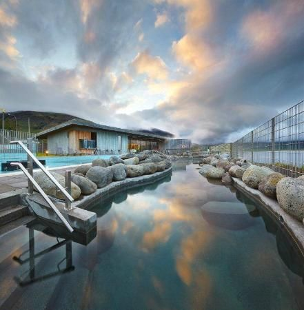 **Laugarvatn Fontana Geothermal Bath (buffet, warm pools, saunas, and hot springs) - Laugarvatn, Iceland