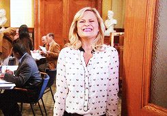 ... me * parks and recreation leslie knope gif: parks and recreation