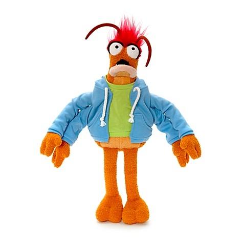 Medium Pepe Prawn Soft Toy 163 16 00 Muppets Pinterest