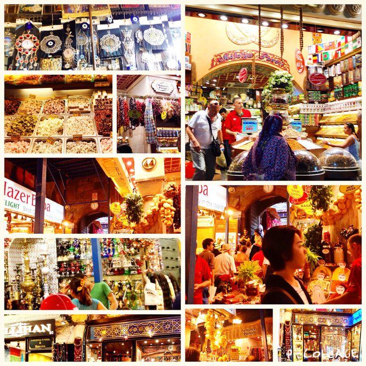 Grand Bazaar & Spice Bazaar