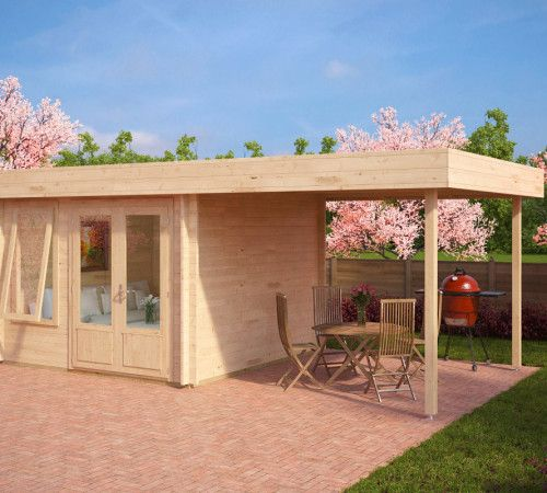 99 best Moderne gartenhäuser images on Pinterest Canopies - moderne gartenhuser