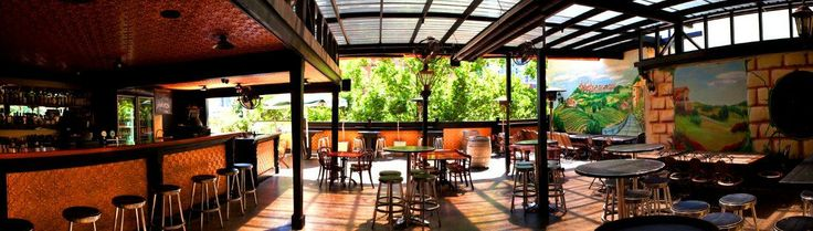 Tuscan Bar - CBD Rooftop Bar - Bars, Functions