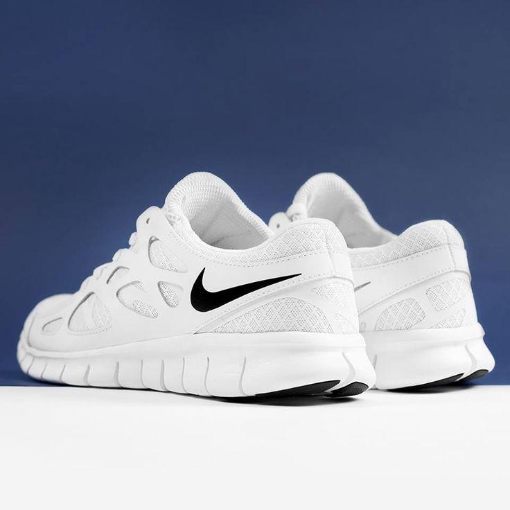 Nike Free Run 2 White
