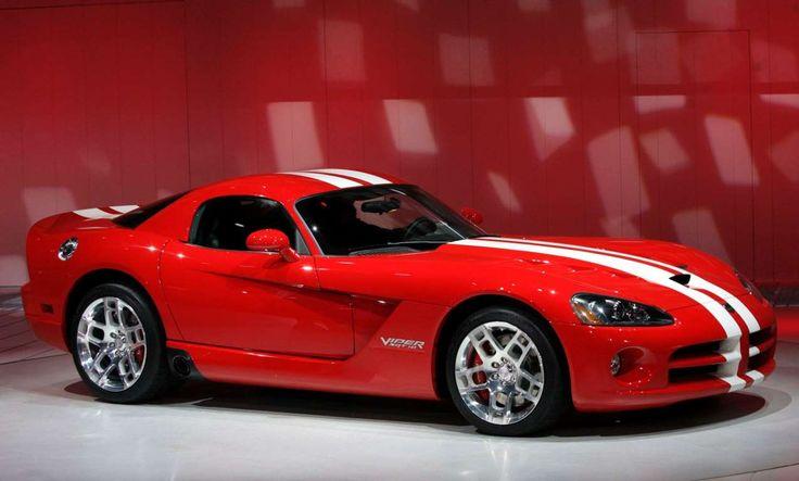 Dodge Viper SRT 10 - REUTERS/Rebecca Cook